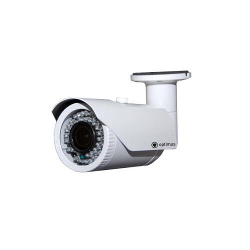 Цилиндрическая IP Камера видеонаблюдения Optimus IP-E011.3(2.8-12)P