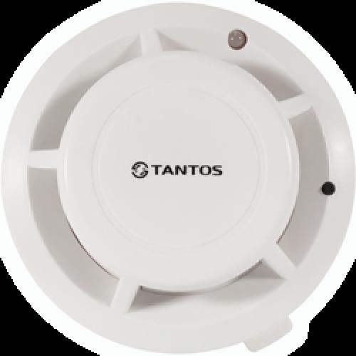 Датчик обнаружения дыма беспроводной Tantos TS-SD300