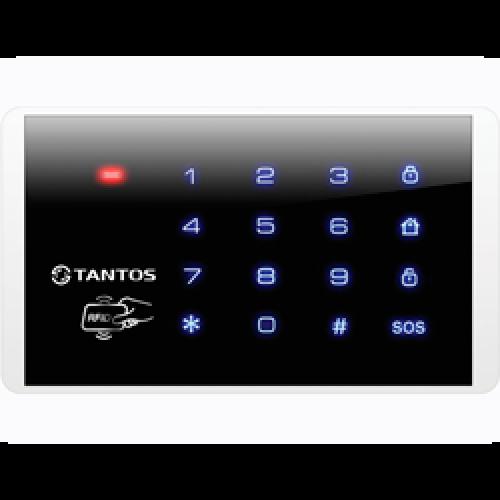 Беспроводная клавиатура управления сигнализацией Tantos TS-KB