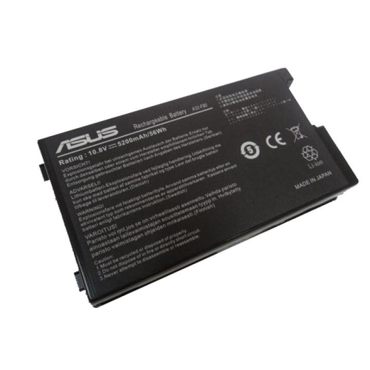 Аккумуляторная батарея Asus A32-F80 11,1v 5200mAh, черная