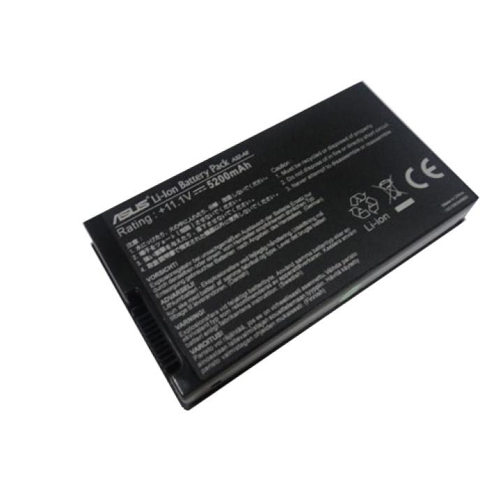 Аккумуляторная батарея Asus A32-A8 11,1v 4800mAh, черная