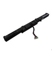Аккумуляторная батарея Asus A41-X550E 14,4v 2950mAh, черная Оригинал