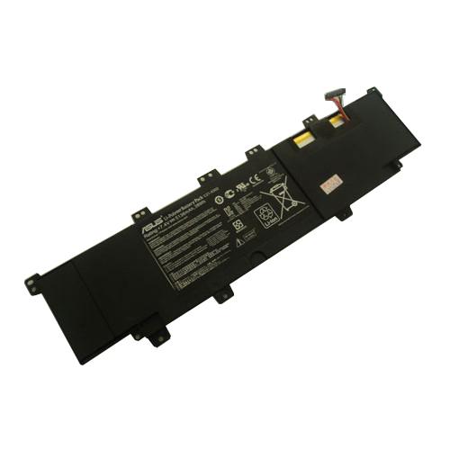 Аккумуляторная батарея Asus C21-X502 7,4v 5136mAh, черная