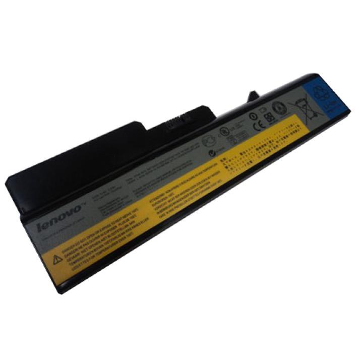 Аккумуляторная батарея Lenovo IdeaPad L09S6Y02 10,8v 4800mAh, черная