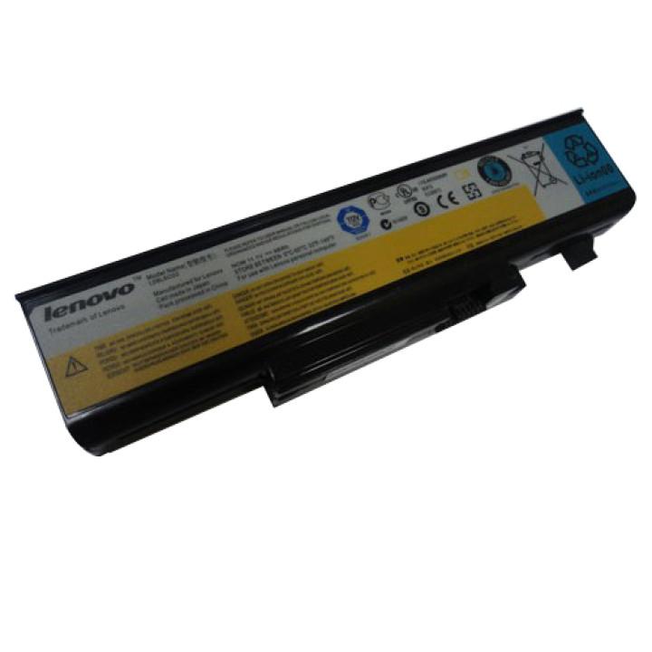 Аккумуляторная батарея Lenovo IdeaPad L08S6D13 11,1v 4800mAh, черная