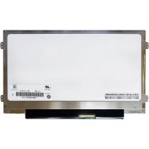 """Матрица для нетбука 10,1"""" Chi Mei (CMO), N101L6-L06, LED, WSVGA (1024x600), SLIM, глянцевая, крепления по бокам, разъем справа"""