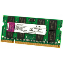 Модуль памяти SODIMM DDR2 667MHz (PC-5300) 2Gb Kingston KVR667D2S5/2G, CL5, 1.8V, Retail