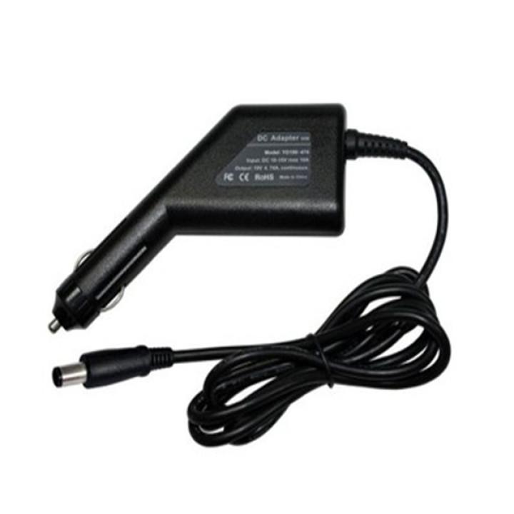 Автомобильный блок питания для ноутбука HP 19V 4.74A (7.4x5.0mm)