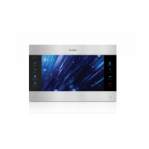 Видеодомофон Slinex SL-10M серебро+черный