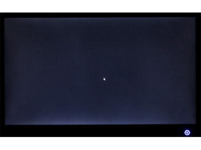Черный экран при включении компьютера, что делать
