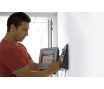 Установка видеодомофона в квартиру