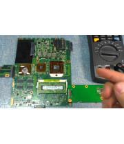 У ноутбука не работают USB порты или ремонт южного моста