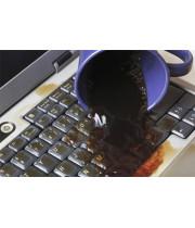 Рекомендуемые действия при залитии ноутбука