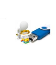 Бесплатное восстановление файлов с флешки