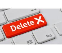 Что делать при случайном удалении файлов?