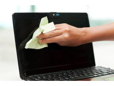Тусклый или потухший экран на ноутбуке