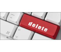 Как полностью удалить файл?