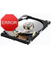 Комплексные поломки жестких дисков