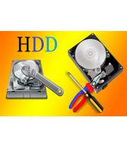Неисправности жестких дисков