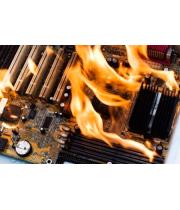 Причины перегрева процессора ноутбука