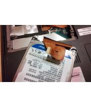 Проблемы с жестким диском ноутбука