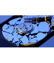 Восстановление данных с жёсткого диска после падения системы