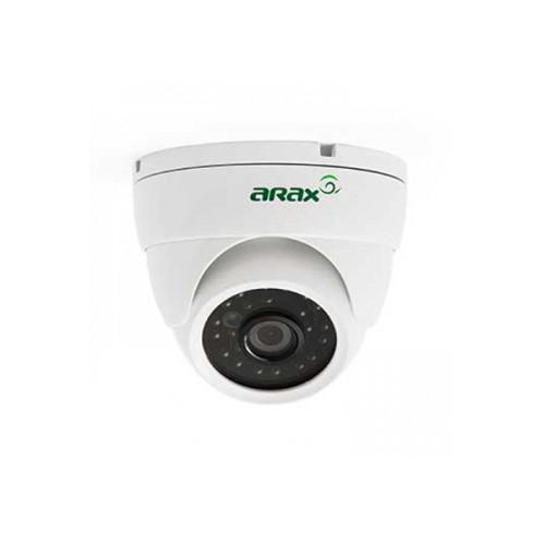 Купольная IP Камера видеонаблюдения Arax RNV-201-Bir