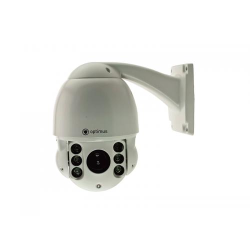 Уличная поворотная PTZ AHD Камера видеонаблюдения Optimus AHD-H092.1(20x)