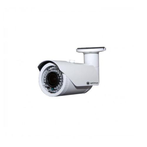 Цилиндрическая IP Камера видеонаблюдения Optimus IP-E014.0(2.8-12)P