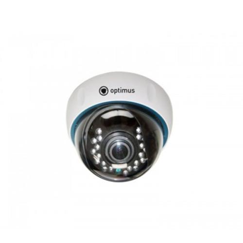 Купольная IP Камера видеонаблюдения Optimus IP-E021.0(3.6)