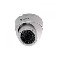 Купольная IP Камера видеонаблюдения Optimus IP-E041.0(3.6)