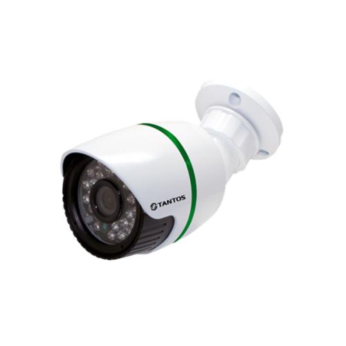 Цилиндрическая IP Камера видеонаблюдения Tantos TSi-Ple11FA (3,6)