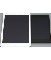 Нет подсветки экрана iPad