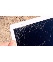 Разбилось стекло в айпад. Что делать?