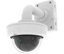 Премьера AXIS: уличная панорамная камера с разрешением 3х4K Ultra HD