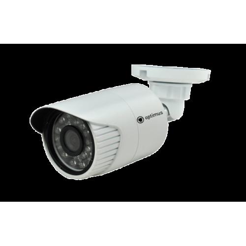 Цилиндрическая IP Камера видеонаблюдения Optimus IP-E011.0(2.8)