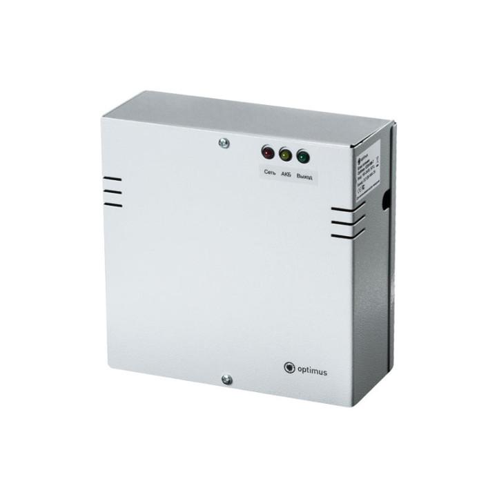 Бесперебойный блок питания для систем видеонаблюдения Optimus 1220-RM-7