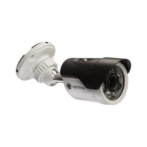 Цилиндрическая AHD Камера видеонаблюдения Optimus AHD-H012.1(3.6)E