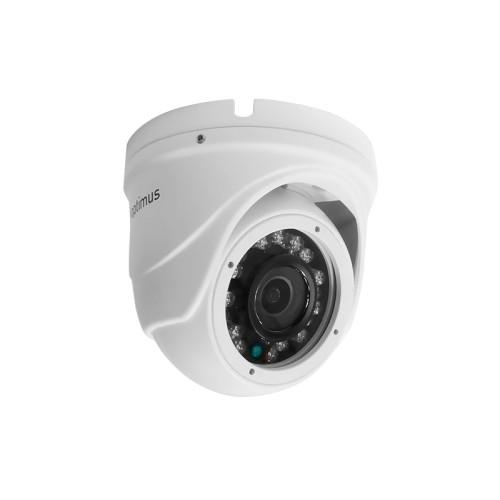 Купольная AHD Камера видеонаблюдения Optimus AHD-H044.0(3.6)