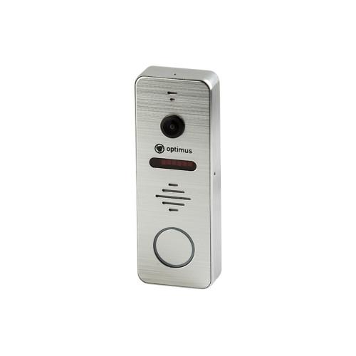 Вызывная панель домофона Optimus DSH-1080 (серебро)