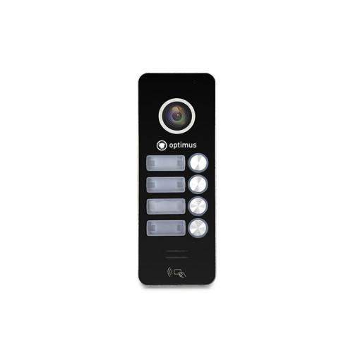 Вызывная панель домофона Optimus DSH-1080/4
