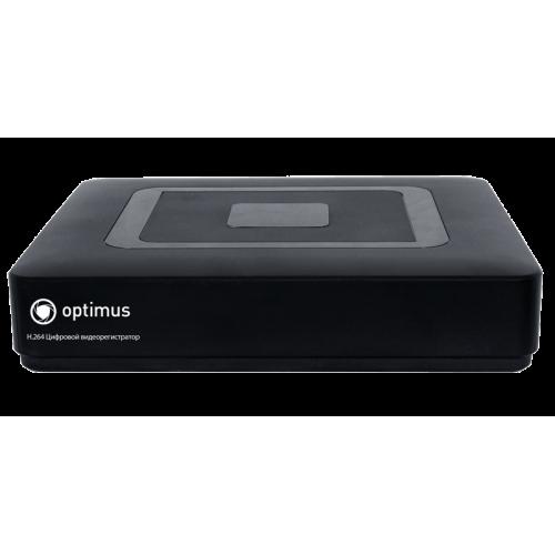 Видеорегистратор для AHD камер видеонаблюдения Optimus DVR-2004E
