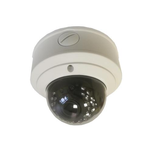 Купольная IP Камера видеонаблюдения Optimus IP-E042.1(2.8-12)P_V.2