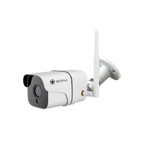 Цилиндрическая IP Камера видеонаблюдения Optimus IP-H012.1(3.6)W