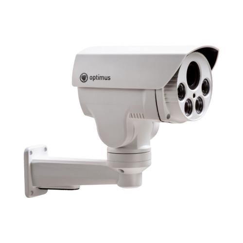 Поворотная PTZ IP Камера видеонаблюдения Optimus IP-P082.1(10x)_v.1