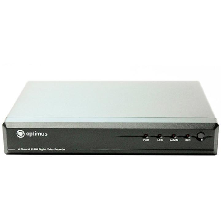 Optimus REC-1004E Цифровой видеорегистратор