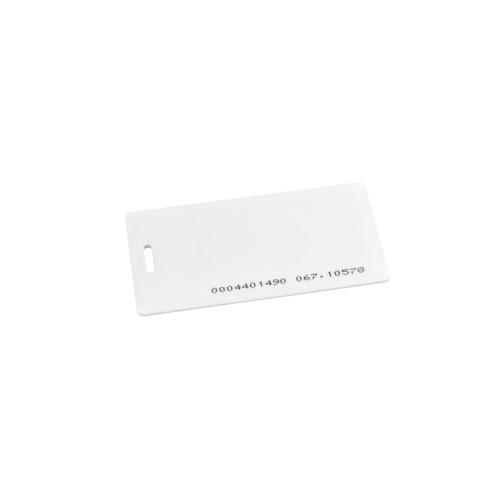 Бесконтактная пластиковая карта-ключ Optimus EM-marine (толстая)_V.1