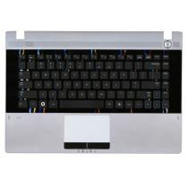 Клавиатура для ноутбука Samsung RC410 топ-панель