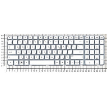 Клавиатура для ноутбука HP G6-2000 белая
