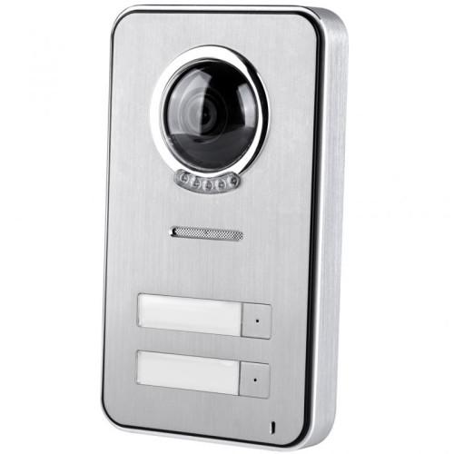 Вызывная панель домофона Kenwei KW-S201C-2B-600TVL